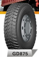 Torch brand GD875 high quality truck tyre tubeless 13r22.5 315/70r22.5