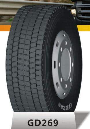 Torch brand GD269 Tubeless radial TBR Truck TIRES 295/80R22.5 315/80r22.5 315/70r22.5 12r22.5