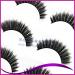Cheap Price Wholesale Lashes Synthetic Hair Premium Silk False Eyelash