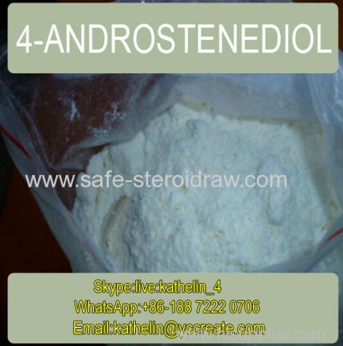 Prohormone steroids 4-AD/ 4-Androstenediol 1156-92-9