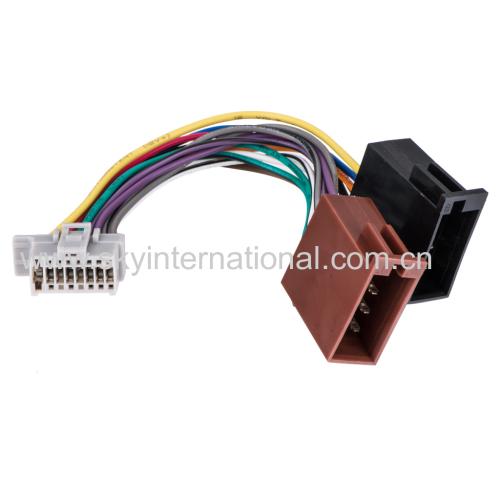 Panasonic Wire Harness 16Pin Stereo CD Radio Player