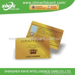 I CODE SLI PVC smart chip card