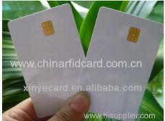 Commercio all'ingrosso RFID Contatto Smart Card FM4442 / ISSI4442 Chip Produttore in Cina