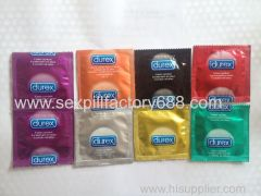 3pcs du rex arouser sexual products condoms with accepting paypal