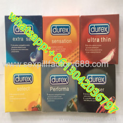 popular brand du rex adult condoms for men sex delay