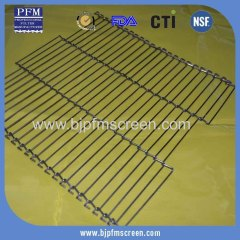 Stainless steel conveyor mesh belt