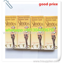 30capsules slimex 15mg slimming medicine diet capsules