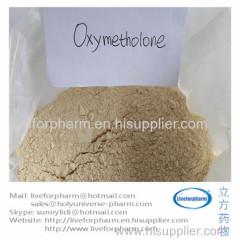 높은 품질의 Oxy CAS 434-07-1 판매 99 % 순도 파우더