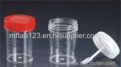 Specimen Container (9) screw cap