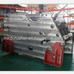 Underground working stone crusher
