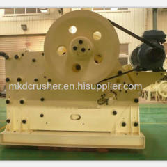 Niet-gelaste Deep Chamber Jaw Crusher