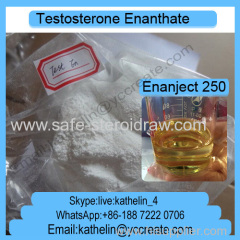 Semi-finished Enanject 250 Testosterone Enanthate 250mg /Ml