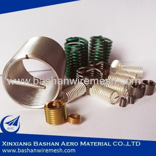 High Quality screw thread coils for military use M3 x 0.5