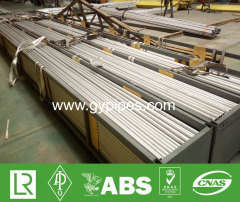 HIGH QUALITY ASTM A554 WELDED STAINLESS STEEL MECHANICAL TUBING