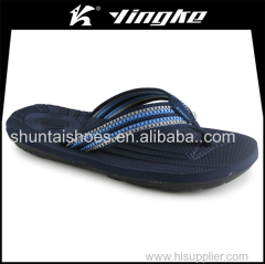 Promotional popular fashion wholesale beach custom flip flop slipper men