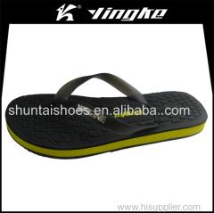 China cheap custom eva outdoor beach slippers summer mens flip flops