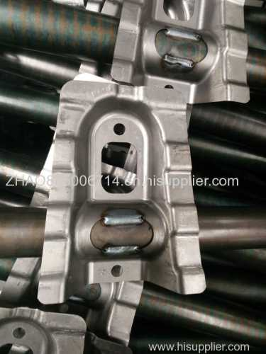China Geely Automobile side door anticollision steel pipe supplier