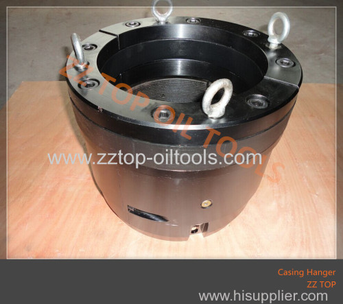Oilfield Drilling Wellhead API 6A Casing Hanger WE type