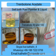Pre-made Healthy Cycle Semi-finished steroid liquid Trenabolic 100 (Trenbolone Acetate) 100mg/ml