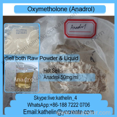 Pharma Grade bulk up cycle Oxymetho 50mg/Ml Ana-drol 50
