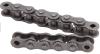 KANA standard steel A series roller chain sprocket
