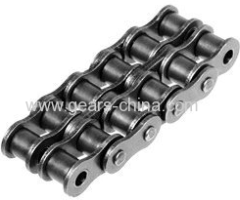 10B-2 natural roller chain
