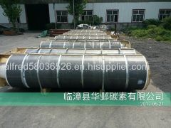 graphite electrode HP UHP Diameter 550mm 600mm 700mm