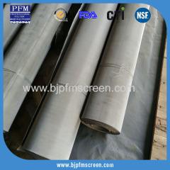 Malla de filtro de acero inoxidable 304