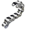 china supplier transmission roller chains