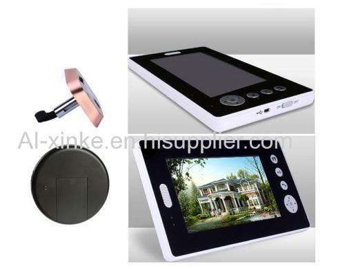 Wireless Digital Peephole Viewer Door Camera With LCD Screen