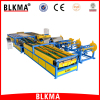 BLKMA Ventilation Duct Metal Sheet Forming Machine / U shape Air Duct Production Line 5