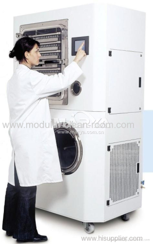 Pharmaceutical Freeze Drying Plant
