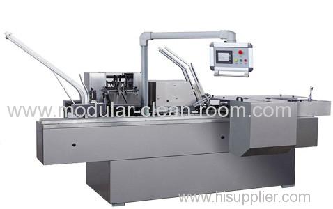 Aluminium Foil Roll Cartoning Machinery