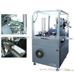 High Speed Medicine Cartoning Machine