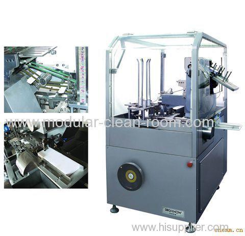 High Speed Medicine Cartoning Machine