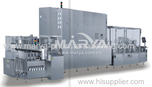 Automatic Ampoule Filling Sealing Line