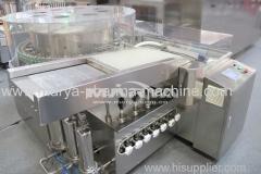 Automatic Ampoule Filling Sealing Line
