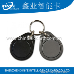 Low frequency EM4305 ABS keyfob