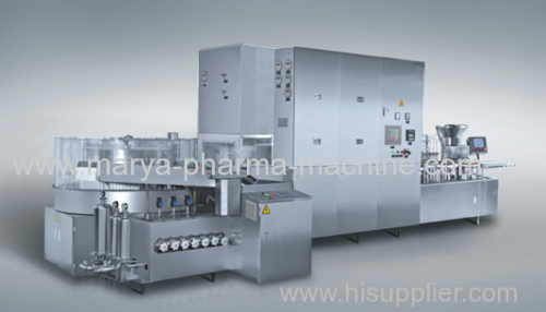 Pharmaceutical Oral Liquid Filling Machine