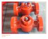 """Oilfield wellhead flanged plug valve 2"""" x 10000psi"""