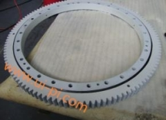 Yaw and Pitch Slewing Bearing for 100kw Wind Turbine