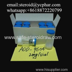 Lyophilized Peptide Weight Loss Aod 9604