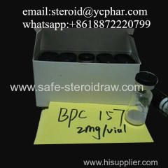 Peptides 2mg/Vial Pentadecapeptide Bpc 157 Freeze-Dried Powder