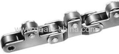 Alloy steel forged chain link for conveyor chain