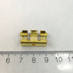 Custom metal stamping service