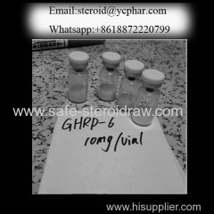 Peptide Hormone Ghrp-6 GHRP2 10mg/vials Powder wholesale