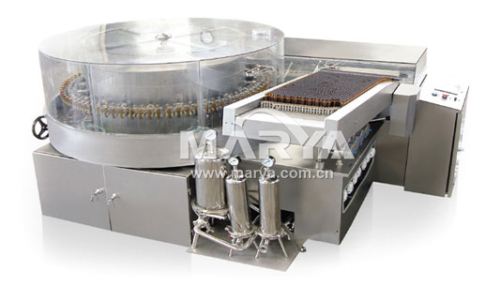 Automatic Vial Ultrasonic Washing Machine