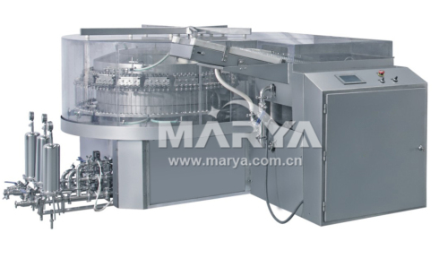 Pharmaceutical Automatic Bottle Washing Machine