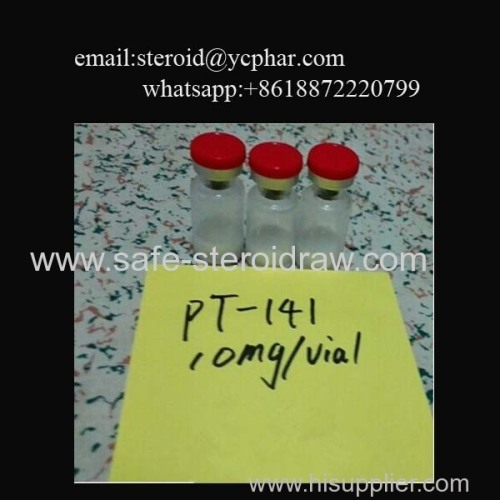 Lyophilized Powder Polypeptide PT-141 10mg/Vial PT141
