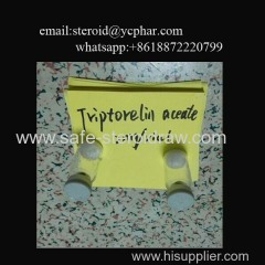 Peptides 2mg Vial Triptorelin Acetate powder